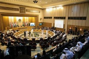 Reunión en la sede de la Liga Árabe el pasado 5 de diciembre.