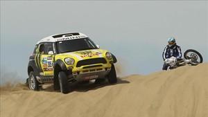 Las dunas en Perú volverán a ser protagonistas en cinco etapas