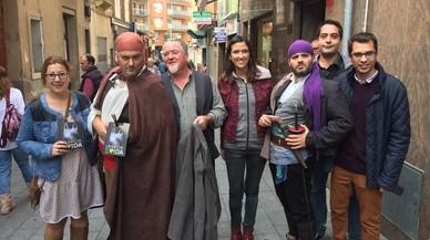 Santa Coloma impulsa una campaña para reducir el consumo de bolsas de plástico