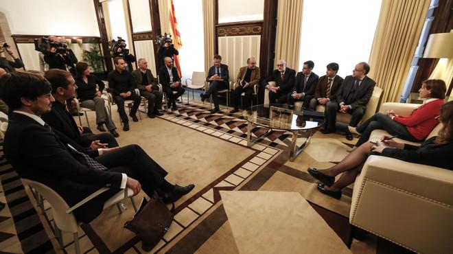 Text complet de l'esborrany de constitució catalana