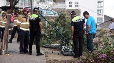 El conductor que va atropellar mortalment un ciclista a Roses dóna positiu per cocaïna