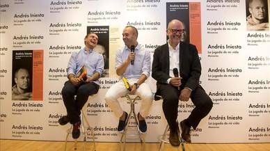 """El """"cabut"""" Andrés Iniesta"""