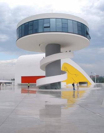 Centro Cultural Internacional Óscar Niemeyer en Asturias