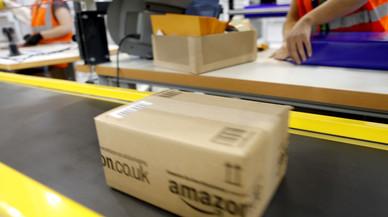 Amazon se consolida como la mayor tienda 'on line' de España