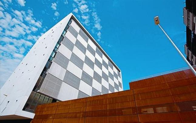 La sobria arquitectura judicial for Juzgados de granollers
