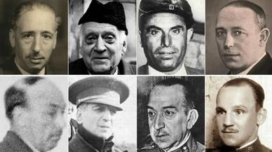 Juliol del 36 a Barcelona; els protagonistes