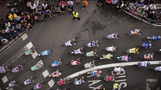 Andorra prohibirà els frens de disc en les marxes cicloturistes