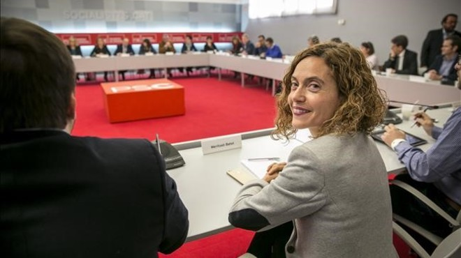 Meritxell Batet accepta ser la candidata del PSC