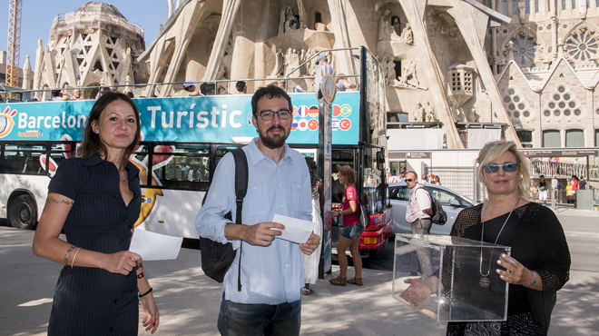 Debate electorales 27-S con personas del sector turístico