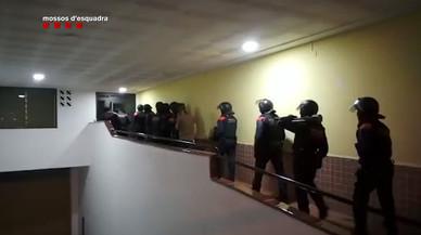 45 detenidos de una red criminal que traficaba con drogas en Tarragona