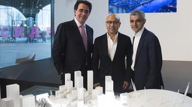 El nou projecte estrella de Calatrava a Londres supera els mil milions d'euros