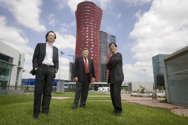 El hotel Porta Fira de Barcelona, premio al mejor rascacielos del mundo