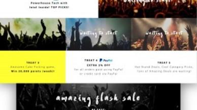 La macro tienda Gearbest celebra su segundo aniversario con descuentos hasta el 50%