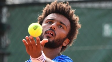 Un tennista expulsat de Roland Garros per excedir-se amb una periodista
