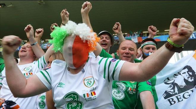 La cara i el cul dels irlandesos