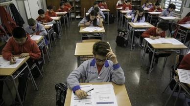 Los alumnos catalanes mejoran en las pruebas de inglés