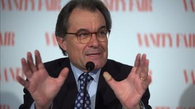 El Govern d'Artur Mas va pactar contractes públics per valor de fins a 500 milions d'euros