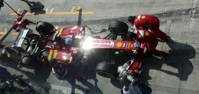 Ferrari es 'alonsista'