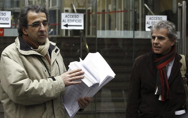 322 directivos de centros de salud en Madrid presenta la dimisión