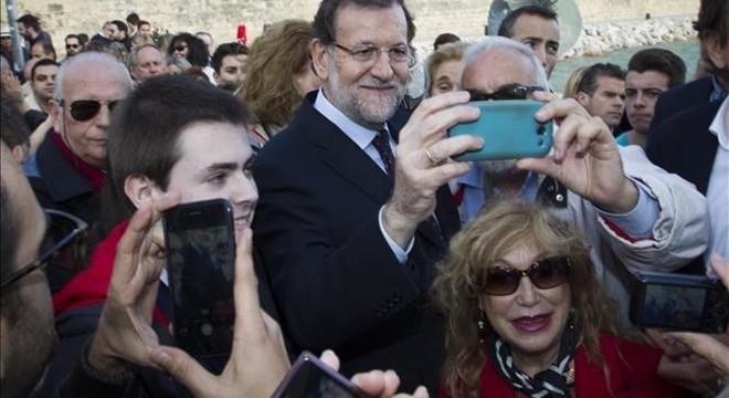 Rajoy atrapa a Iglesias, y Garzón se crece, en las redes sociales