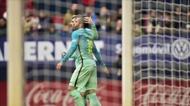 Les claus tàctiques de l'Osasuna-Barcelona: Jordi Alba, l''invasor'