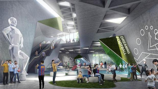 Messi tindrà un parc temàtic a la Xina