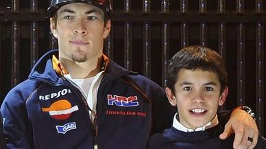 """Hayden: """"Debí apostar dinero por Marc cuando lo conocí"""""""