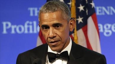 """Obama pide """"coraje político"""" a los senadores para salvar su reforma sanitaria"""