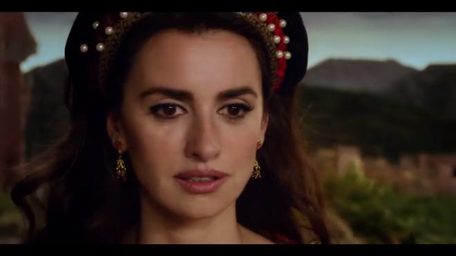 Universal lanza el primer avance de 'La reina de España'