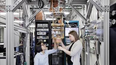 IBM permite contratar servicios de ordenadores cuánticos