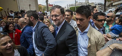 Rajoy acepta un debate a cuatro para restar protagonismo a S�nchez