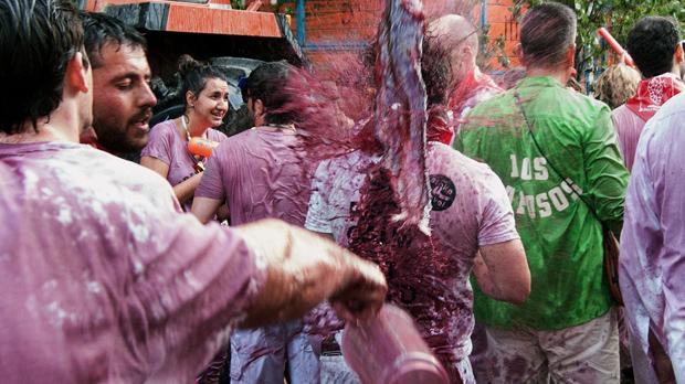 Toro celebra la seva Batalla del Vi amb denominació d'origen