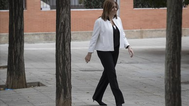 Susana Díaz es disposa a marcar el perfil d'oposició davant Rajoy