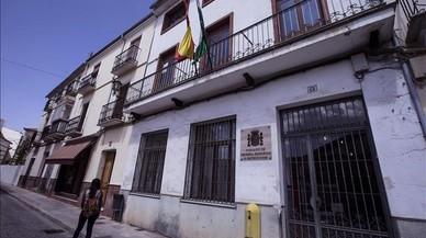 Llibertat per a la malaguenya que va fugir amb les seves filles per no entregar-les a l'exparella