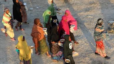 L'ONU denuncia condicions infrahumanes de 20.500 refugiats i immigrants a Líbia
