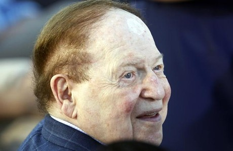 Sheldon Adelson, el pasado junio.