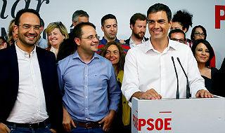 S�nchez abrir� contactos con Iglesias y Rivera