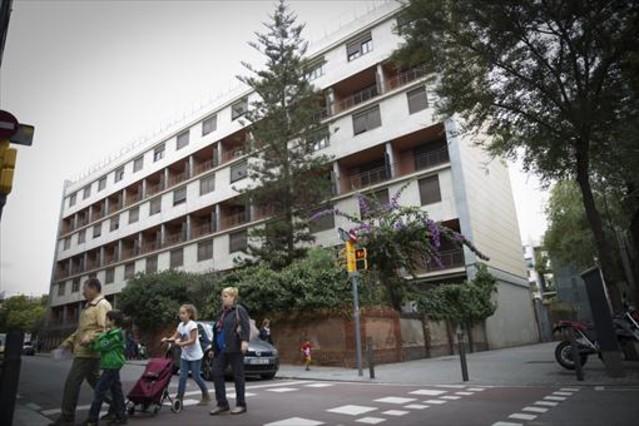 La casa bloc se reformar para acoger a 50 personas pobres - Casa bloc sant andreu ...