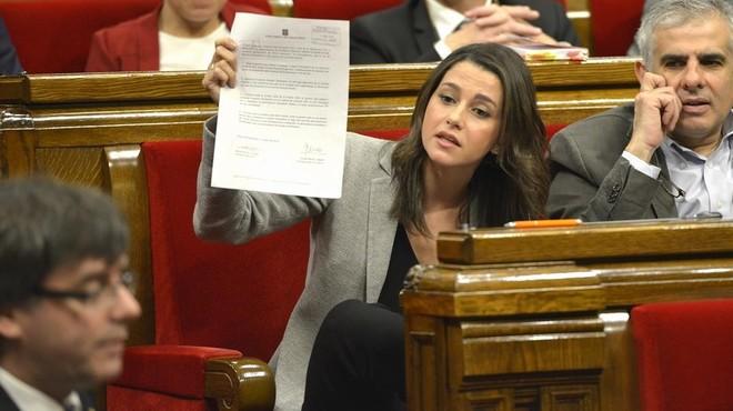Ciutadans planteja treure a concurs la plaça del director d'Antifrau