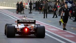 Fernando Alonso abandonó en el Gran Premio de Rusia de F-1