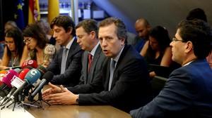 jgblanco38792239 madrid 08 06 2017 rueda de prensa del bufete de abogados cr170608134000