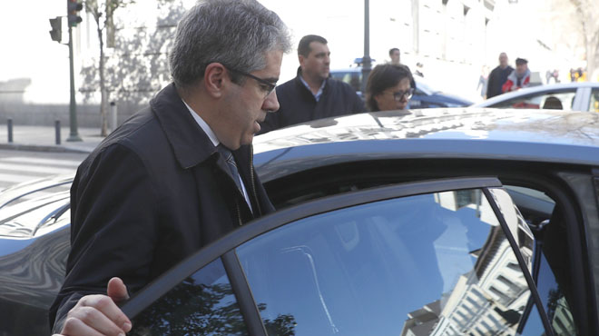 La abogada de Homs reclama que no se le considere un delincuente