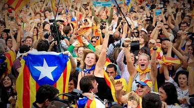 Santamaría figura ya en Wikipedia con funciones de presidenta de la Generalitat