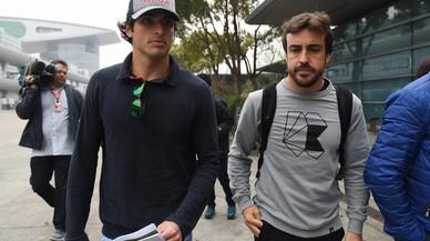 Fernando Alonso, preparat per a un calvari a la Xina