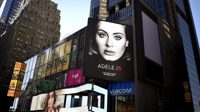 Adele actuará en el Sant Jordi el 24 de mayo