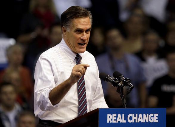 """Romney asegura que Obama ganó por sus """"regalos"""" a hispanos, jóvenes y afroamericanos"""