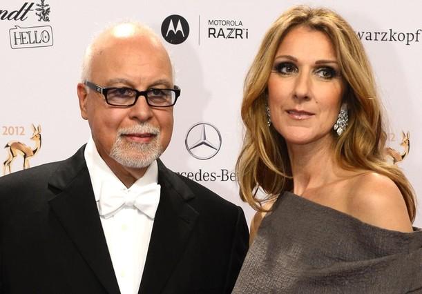 Céline Dion vende el castillo que tenía con su marido