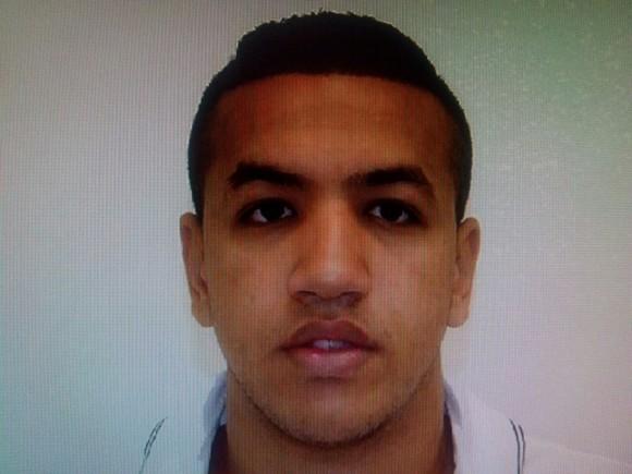 Imagen de Salaheddine C., de 24 años, distribuida por los Mossos d'Esquadra.