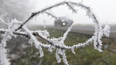 Barcelona, Girona i Lleida, en alerta per les baixes temperatures