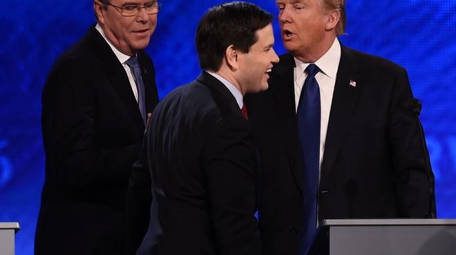 US Republican debate
